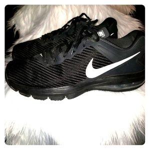 Men pair of Nike Max Air training running shoe